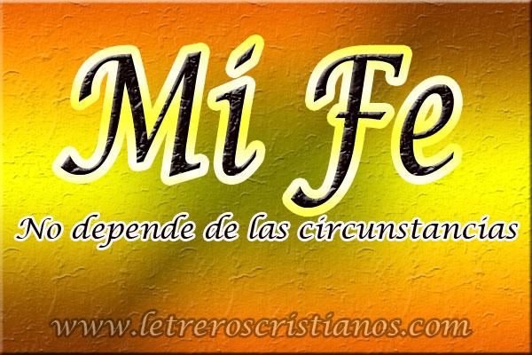 Frases Para Foto De Fe: Mensajes De Fe « Letreros Cristianos.com :: Imagenes