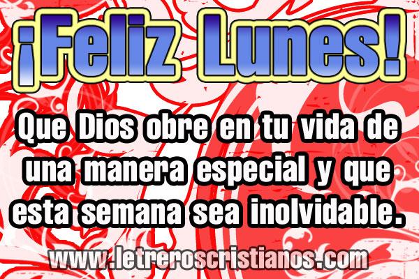 Imagenes Para Lunes Letreros Cristianoscom Imagenes Cristianas