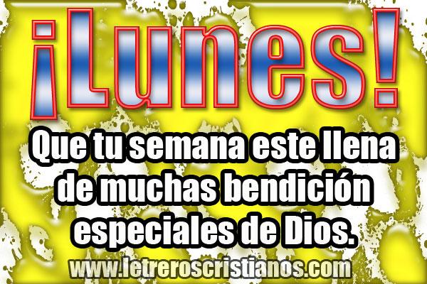 Imagenes De Lunes Letreros Cristianoscom Imagenes Cristianas