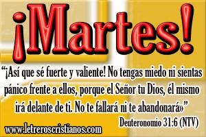 Martes-Deuteronomio-31-6
