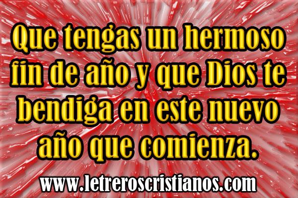 Imagenes De Fin De Año Para Facebook Letreros Cristianos