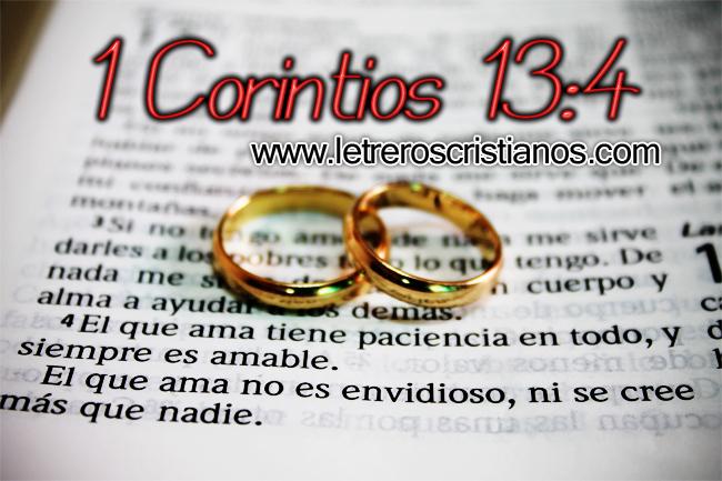 Matrimonio En La Biblia Catolica : Corintios tla « letreros cristianos imagenes