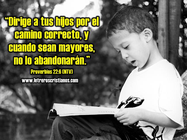 Enseñar A Los Niños « Letreros Cristianos.com