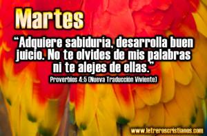 Martes-Proverbios-4-5
