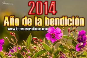 2013 Año de la bendicion