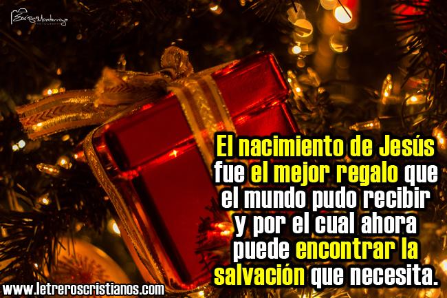 Frases El Mejor Regalo De Navidad.Navidad El Mejor Regalo Letreros Cristianos Com