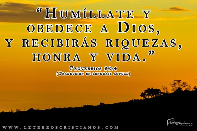 Matrimonio Biblia Versiculos Reina Valera : Humíllate y obedece a dios « letreros cristianos
