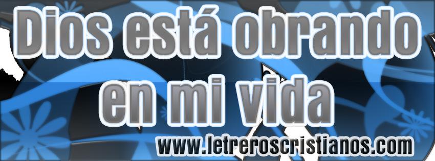 Portadas Cristianas Para Facebook Letreros Cristianoscom